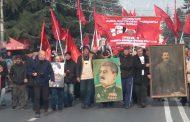 Stalin'in 140.doğum günü kutlandı!