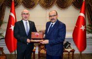Gürcistan'ın deneyimli diplomatlarından Gela Japaridze  Gürcistan Trabzon Başkonsolosluğu görevine hızlı başladı.