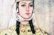 800 Yıl Önce Tamar Mepe Gürcistan'da Kraldı!!
