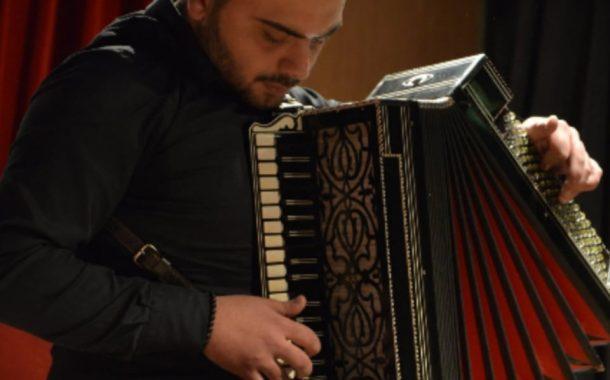 Genç Gürcü Müzisyenlerle Söyleşi: Burak Alkan Todnadze