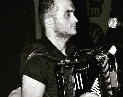 Genç Gürcü Müzisyenlerle Söyleşi:Gökhan Özkan Kiknadze