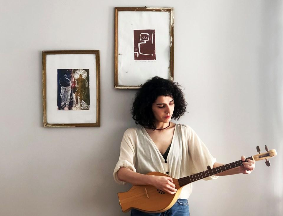 Peradi Ensemble/Söyleşi: Burcu Saral