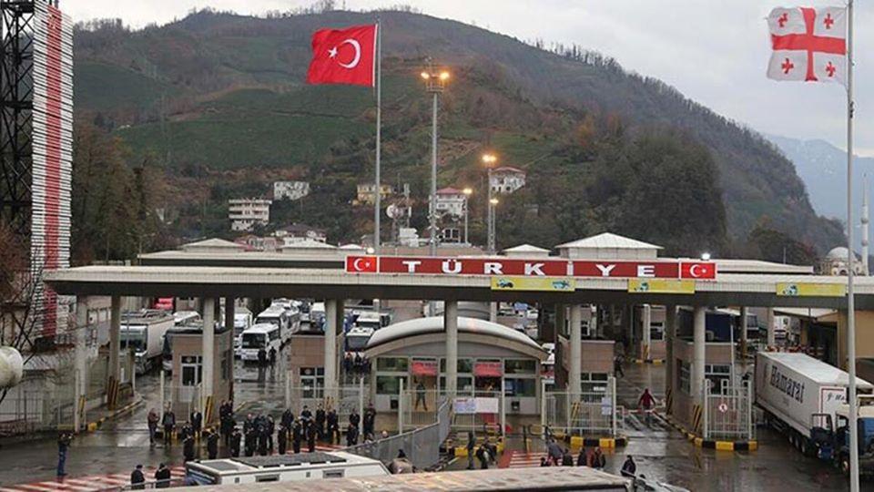 თურქეთში დასაქმების უფლება 101 პირს მიეცა/ BİR GÜNDE SARP SINIRINDAN TÜRKİYE'YE 101 KİŞİ ÇALIŞMA İZNİYLE GEÇTİ!
