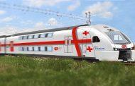 Gürcistan demiryolları 148. yılında!საქართველოს რკინიგზა უკვე 148 წლისაა.