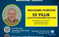 Webinar: Wolfgang Feurstein - 55 Yıllık Lazoloji Serüveni