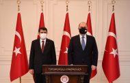 Gürcistan Ankara Büyükelçisi Giorgi Janjgava, Ankara Valisi Vasıf Şahin ile Görüştü