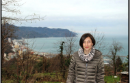 """Natia Poniava: """"Biz Gürcistan'da, siz Türkiye'de dilimizi yaşatalım; bunu yapabiliriz!"""""""
