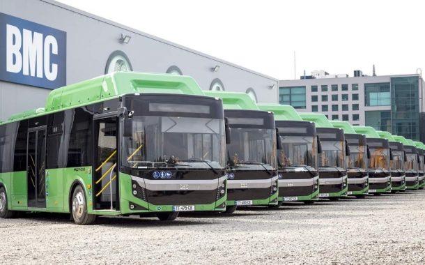 BMC'den Gürcistan'a yeni otobüs ihracatı