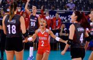 Avrupa Şampiyonası'nda 5'te 5! Türkiye A Milli Kadın Voleybol Takımı Grubunu Lider Olarak Tamamladı