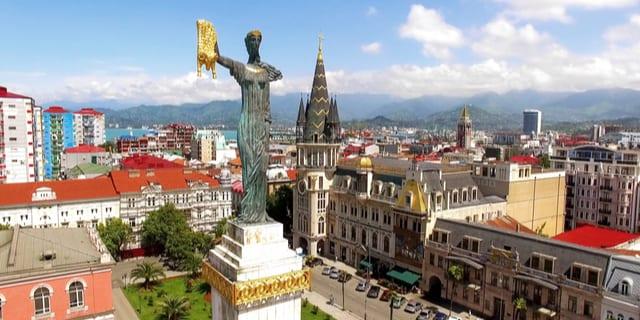 Gürcistan'ın Turizm Geliri 6 Ayda %45.6 Arttı