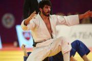 Gürcü judocu  Tato Grigalaşvili Avrupa Şampiyonu
